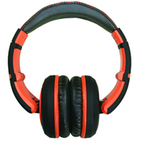 The Sessions� MH510OR Personal Headphones (Orange)